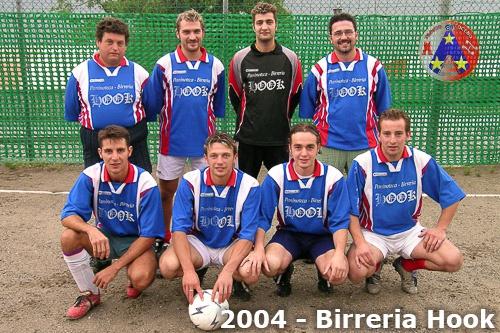 2004 Birreria Hook