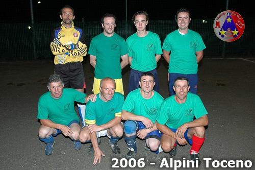 2006 Alpini Toceno