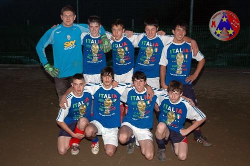 2007 Punto Match
