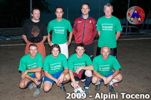 2009 Alpini Toceno