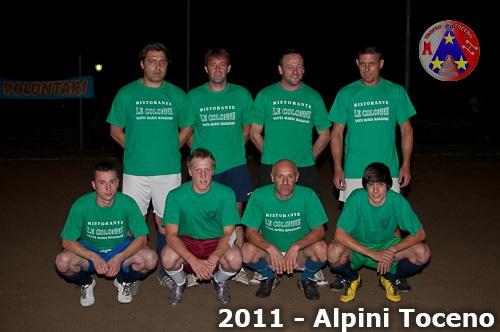 2011 Alpini Toceno