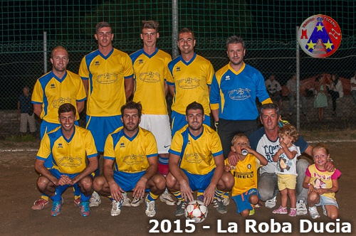 2015 La RobaDucia