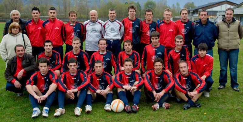 Pro Vigezzo 2008-09