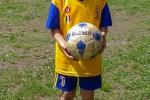Il piccolo Tommy Materni