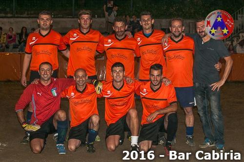 2016 Bar Cabiria